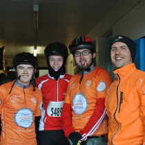 Shoulder to Shoulder – Donegal Youth Service joins Cycle Against Suicide