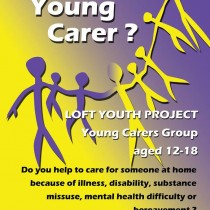 Young Carers Group at LOFT Youth Project