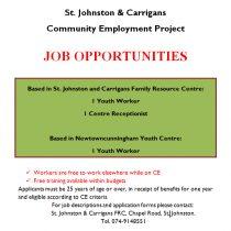 CE Job Opportunities