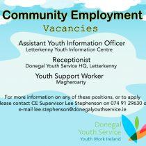 Community Employment Schemes – We're hiring!