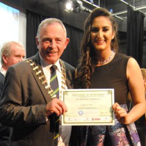 Interview with a Youth Councillor – DYC Mayor Bridget McDyer