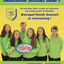 Do you have what it takes to be a Donegal Youth Councillor?