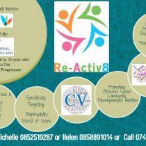 FREE Reactiv8 Personal Development Programme