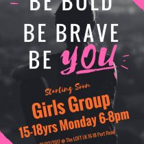 NEW group for girls @ The Loft!