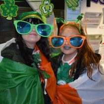 Bad Weather Didn't Dampen Our Spirits! – St. Patrick's Day Photo Special
