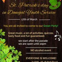 St. Patrick's Day @ DYS