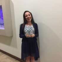 DYS Volunteer Karen Conlon Awarded Top Outstanding Young Person Award