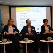 Kasia's Trip to Belgium with Eurodesk