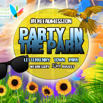 Party in The Park 2017