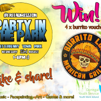 Competition Time!  Win a 16″ Pat's Pizza or 4 Burritos!!!